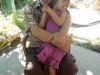 Paolo con nipotina