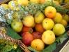 frutta ed erbe estive